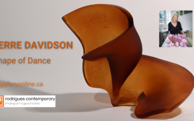 Chat with Glass Artist Jerre Davidson on 'Shape of Dance